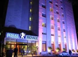 סולארי - מלון פרימה רויאל