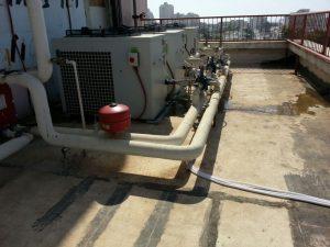 מערכת חימום מים בית יפה נתניה