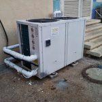 משאבת חום למקלחות עובדים - מפעל קליל כרמיאל